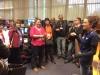 ESA's Redu Centre: control room